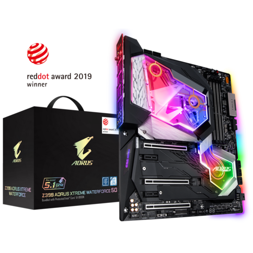 Z390 AORUS XTREME WATERFORCE 5G(1.0)