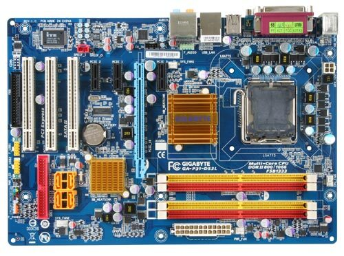 GA-P31-DS3L (rev. 1.x) - Mainboards