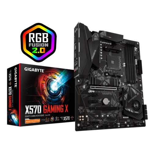 X570 GAMING X (rev. 1.0) - Motherboard