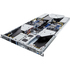 G190-H44 HPC / GPGPU Computing 1U Server - Angle with Riser Cards