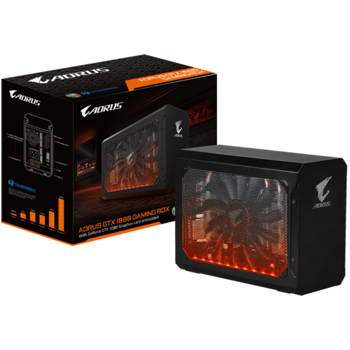 AORUS GTX 1080 GAMING BOX