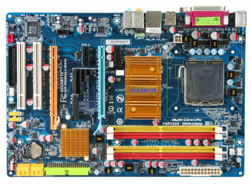 GA-N650SLI-DS4L (rev. 1.0) - Motherboard