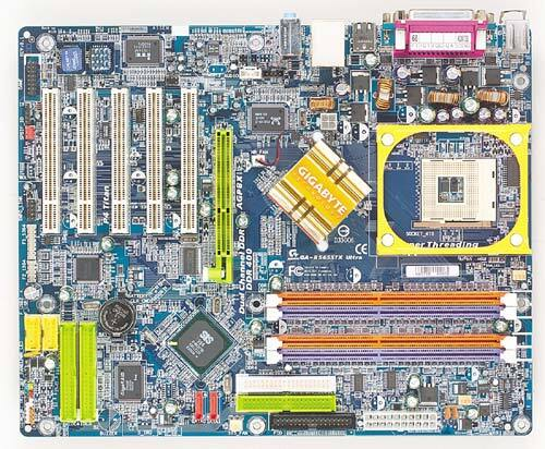 GA-8S655TX Ultra (rev. 1.x) - Motherboard