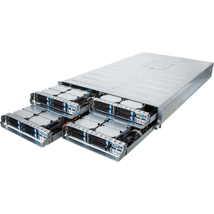 H270-F4G 2U 4 Nodes High Density Rackmount Server