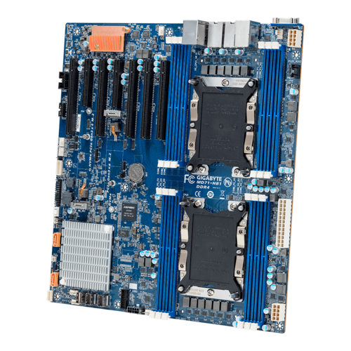 MD71-HB1 (rev. 1.x) - Server Motherboard