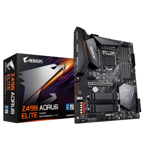 Z490 AORUS ELITE (rev. 1.0) - Motherboard