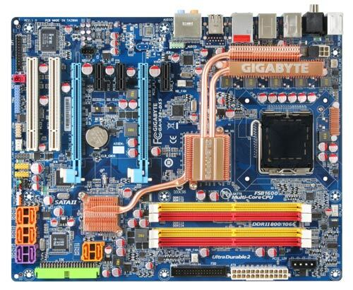 GA-X38-DS5 (rev. 1.0) - Motherboard