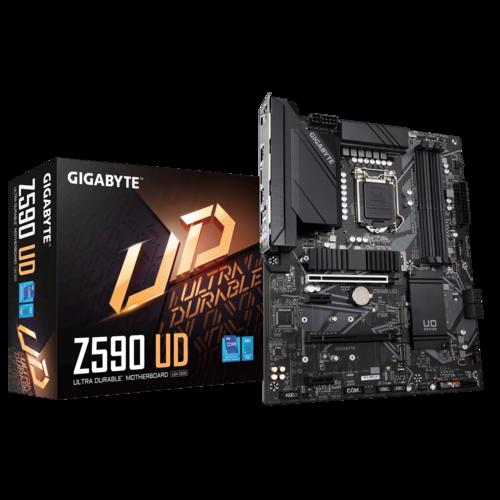Z590 UD (rev. 1.0) - Motherboard