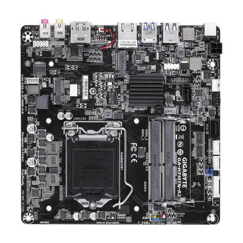 GA-H310TN-R2 (rev. 1.0) - Motherboard