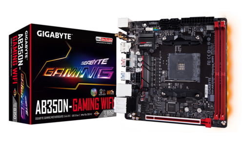 GA-AB350N-Gaming WIFI (rev. 1.0) - Motherboard