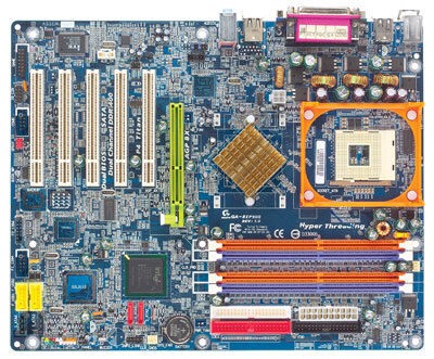 GA-8IP900 (rev. 1.0) - Motherboard