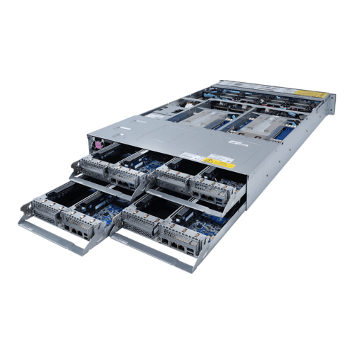 H262-Z6A (rev. A00) - High Density Servers
