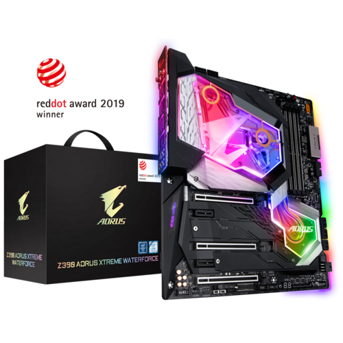 Z390 AORUS XTREME WATERFORCE(1.0)