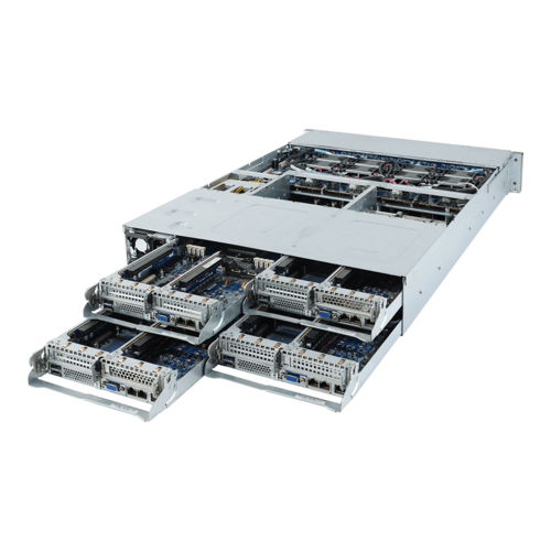 H252-Z10 (rev. 100) - High Density Servers
