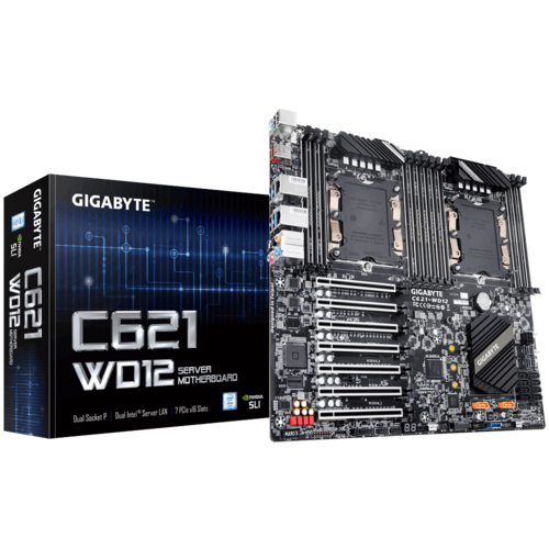 C621-WD12 (rev. 1.0) - Motherboard