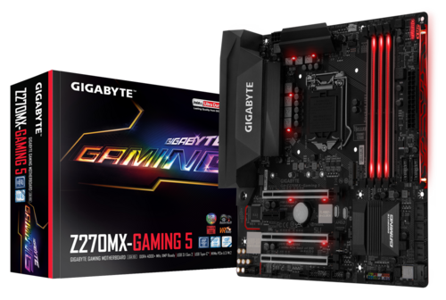 GA-Z270MX-Gaming 5 (rev. 1.0)
