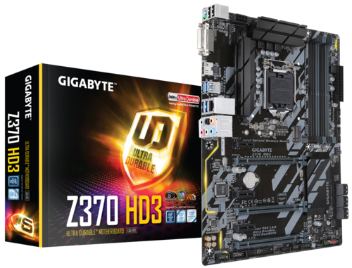 Z370 HD3 (rev. 1.0) - Motherboard