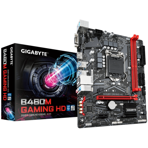 B460M GAMING HD (rev. 1.0) - Motherboard