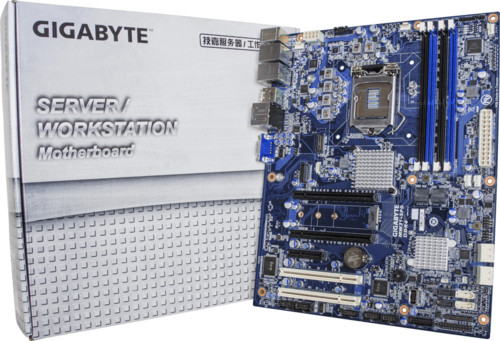 MW31-SP0 Intel Xeon E3-1200 V5 Workstation Motherboard
