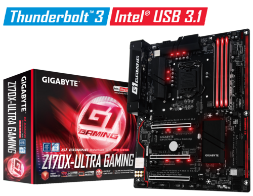 GA-Z170X-Ultra Gaming ‏(rev. 1.0)‏