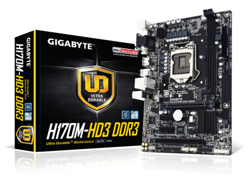 GA-H170M-HD3 DDR3 (rev. 1.0)