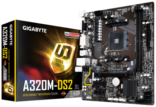 GA-A320M-DS2 (rev. 1.0) - Motherboard