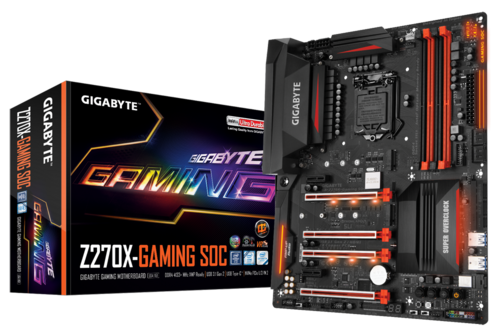 GA-Z270X-Gaming SOC (rev. 1.0)