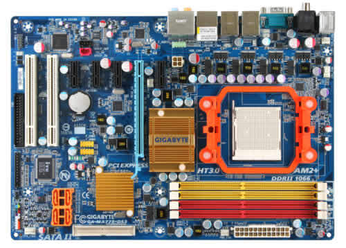 GA-MA770-DS3 (rev. 1.0) - Motherboard