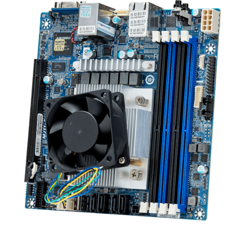 MJ11-EC0 (rev. 1.2) - Server Motherboard