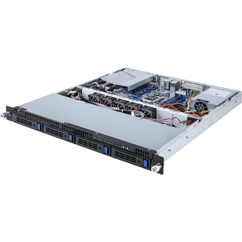 R121-X30 1U Greenlow Intel Xeon E3-1200 V5 Server Rackmount