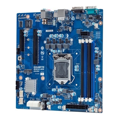 MW22-SE0 ‏(rev. 1.0)‏ - Server Motherboard