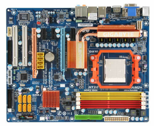 GA-MA790GP-DS4H (rev. 1.0) - Motherboard