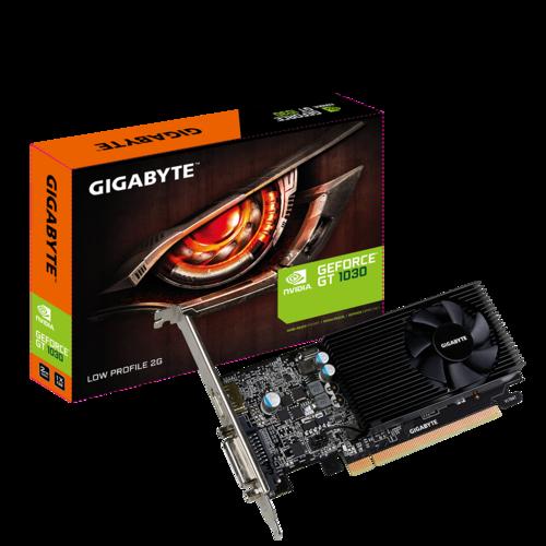 اسعار كروت الشاشة nvidia Gigabyte GeForce GV-N1030D5-2GL