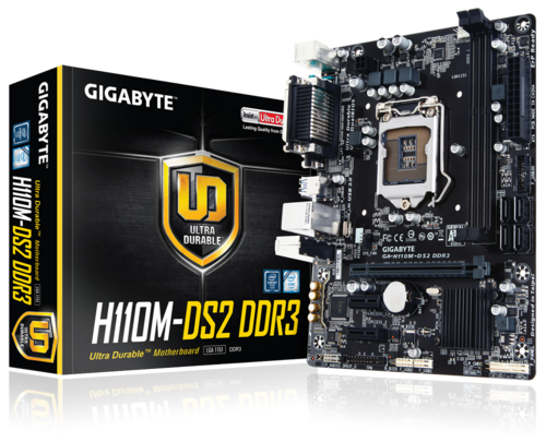 GA-H110M-DS2 DDR3 (rev. 1.0)