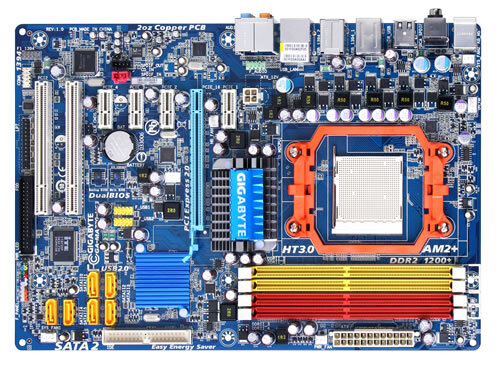 GA-MA770-US3 (rev. 1.0) - Motherboard