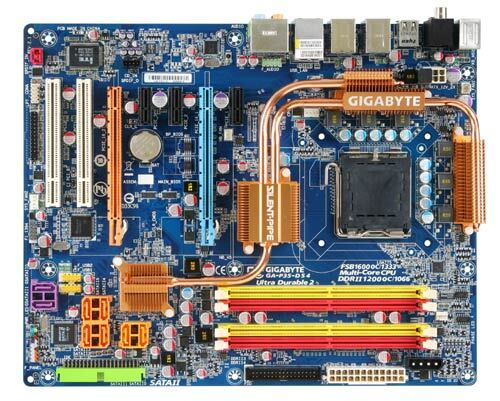 GA-P35-DS4 (rev. 2.1) - Motherboard