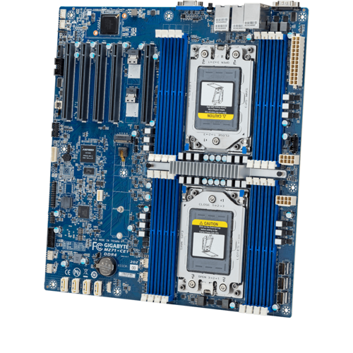 MZ71-CE1 (rev. 1.x) - Server Motherboard