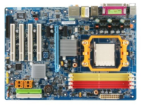 GA-M55plus-S3G (rev. 1.0) - Motherboard